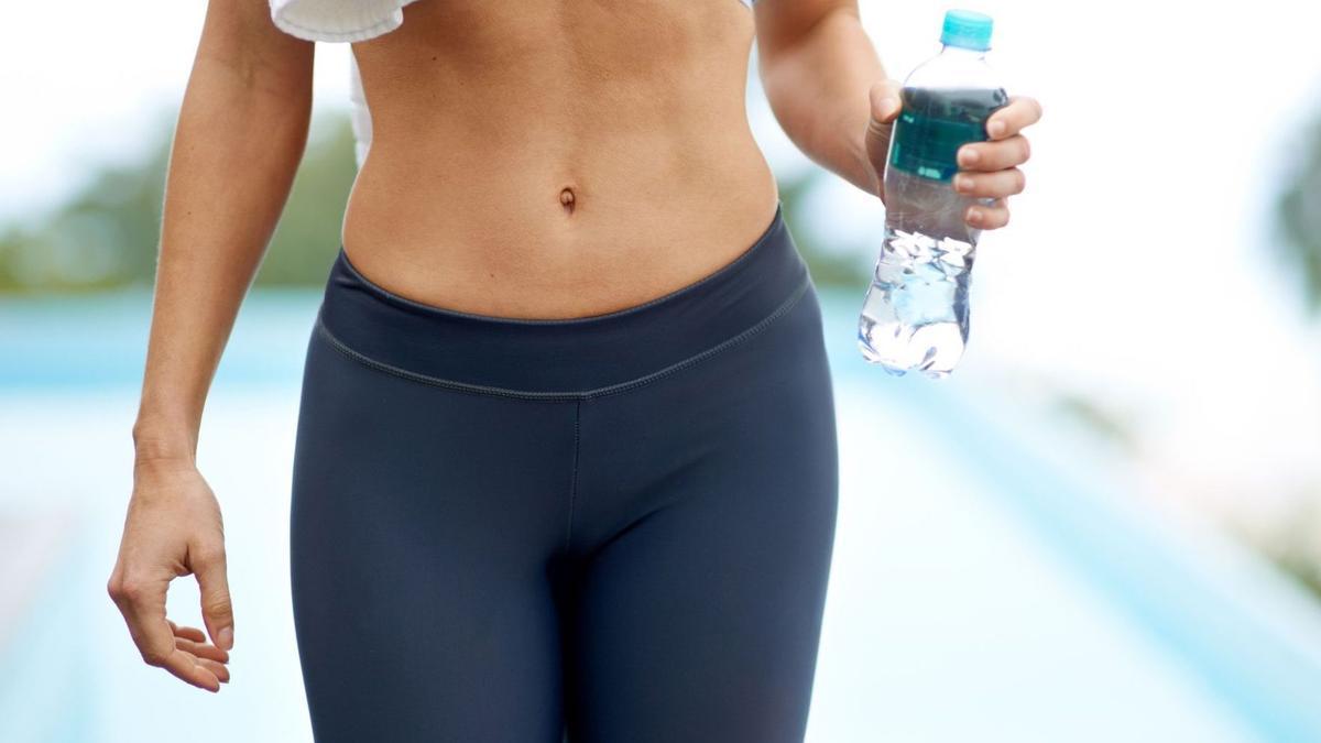 La marcación abdominal es uno de los retoques más demandados con la llegada del verano