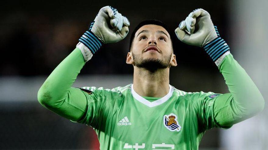 Rulli es el elegido para la portería del Villarreal