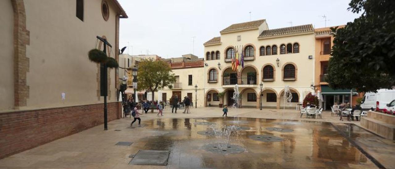 Ayuntamiento de l'Eliana en una imagen de archivo. | PACO CALABUIG