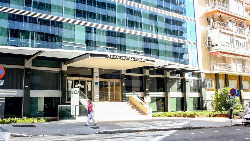 La Comunidad de Madrid dispone ya de tres hoteles sanitarizados con 507 camas