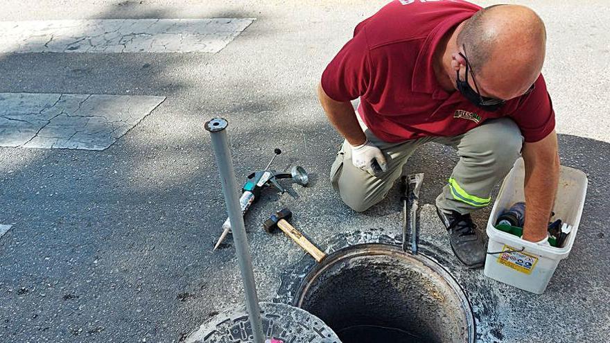 El Ayuntamiento de Baena retoma el control de plagas por zonas
