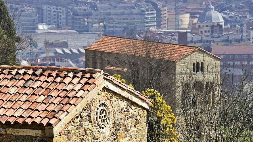 El comité que prepara la candidatura de Oviedo para la Unesco pide recuperar la variante del Naranco