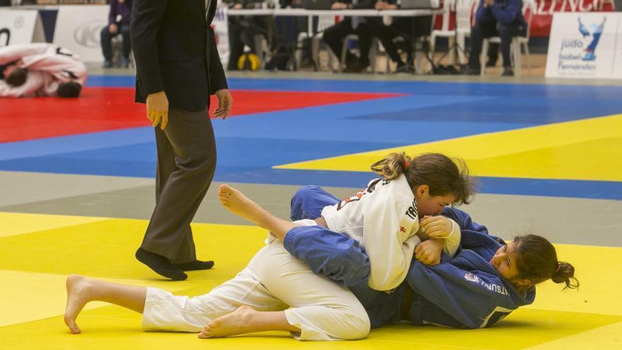 La Concentración Internacional de Judo en Alicante queda aplazada sin fecha