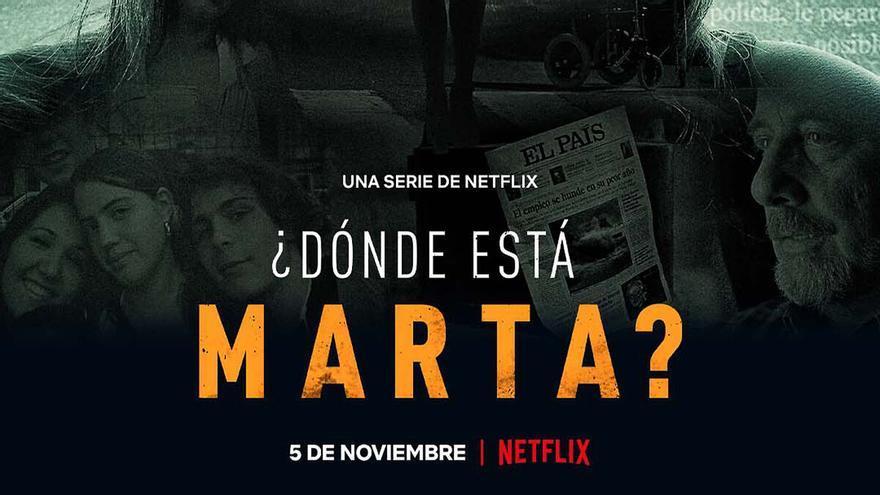 El cas de Marta del Castillo arriba a Netflix el 9 de novembre