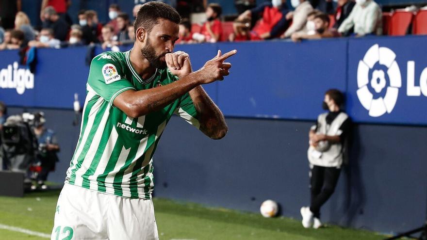 Willian José vuelve a cruzarse en el camino del Valencia