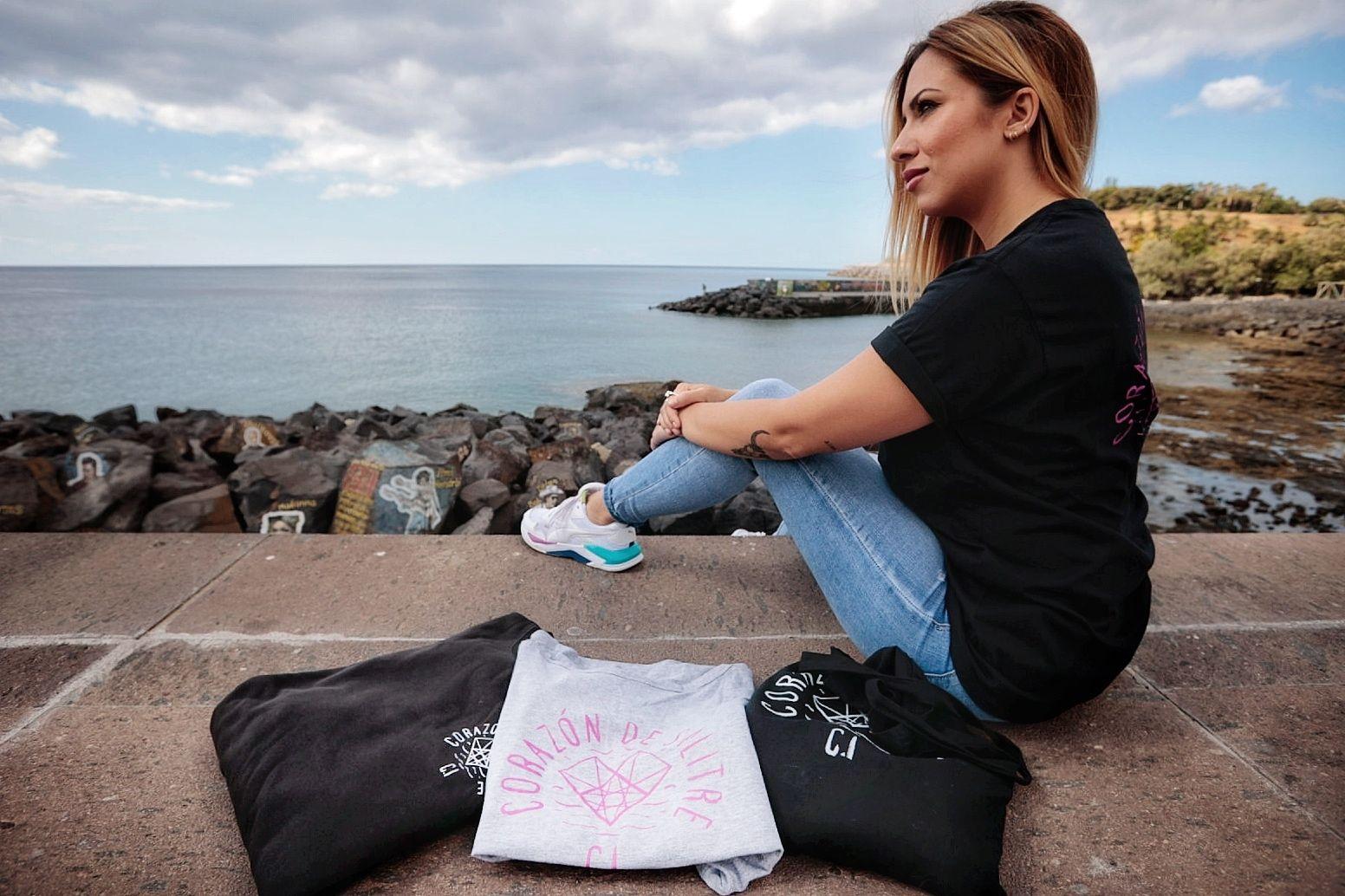 Reportaje a Miriam, creadora de la firma Corazón de Salitre