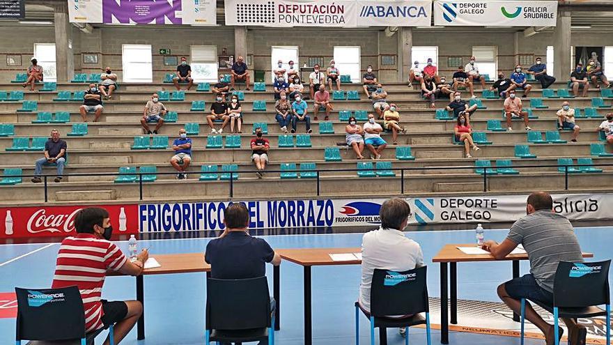 El Cangas celebra una asamblea extraordinaria para elegir presidente
