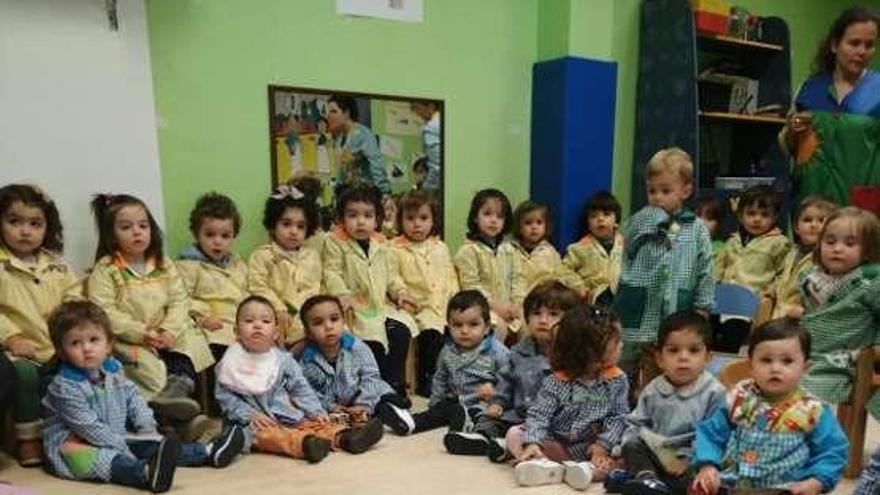 Cangas respalda el trabajo por la igualdad de la escuela Los Gigantinos