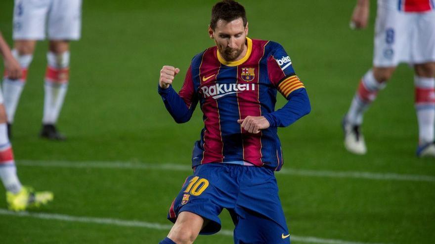 Messi espera a Pochettino