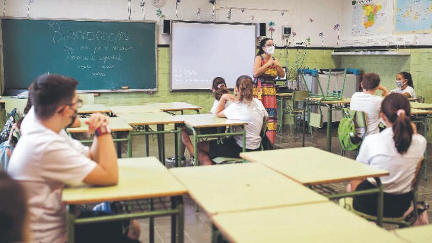 El Consejo Escolar solicita mil euros más de inversión por alumno en Canarias