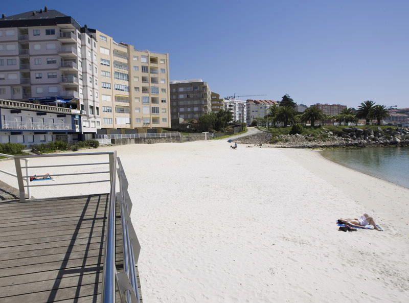Playa de Panadeira (Sanxenxo)