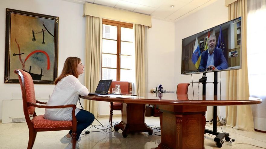 El acuerdo canario por los ERTE disgusta a Baleares