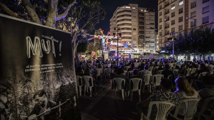 Castelló cierra el domingo el MUT! con espectáculos de arte público intercultural