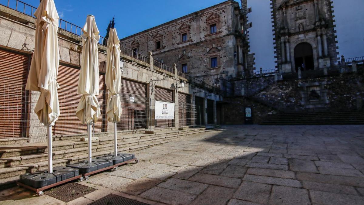 El ayuntamiento mantendrá el contrato al bar de San Jorge