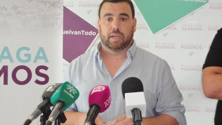 Podemos abre un periodo de reflexión en Málaga