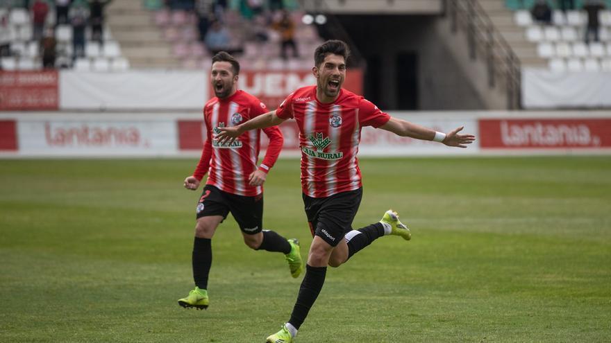 GALERÍA | Las mejores imágenes de la victoria del Zamora CF ante el Real Valladolid Promesas