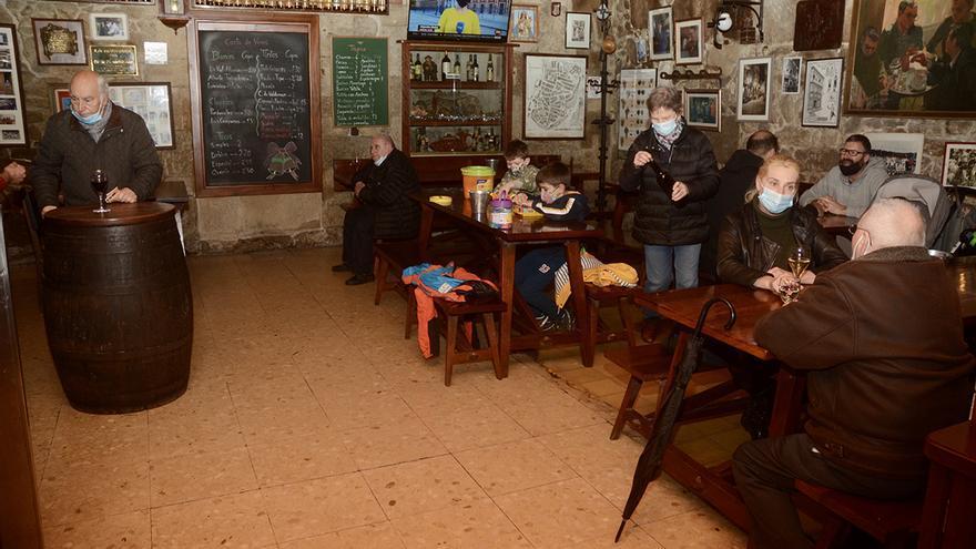 La letra pequeña de la ampliación del horario en la hostelería gallega