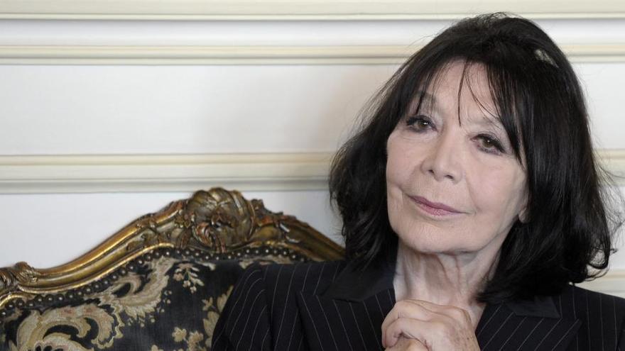 Muere Juliette Gréco, gran icono de la canción francesa