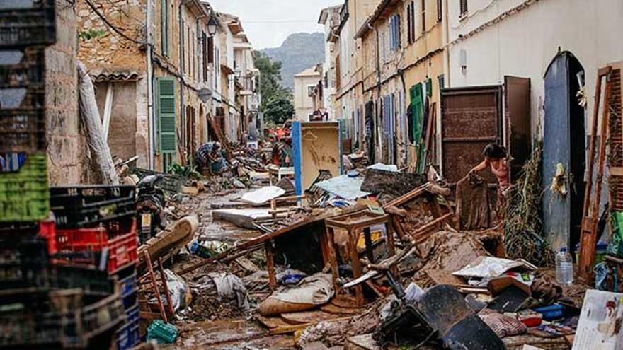 El Consell pagó las ayudas sociales de la riada del Llevant un año después