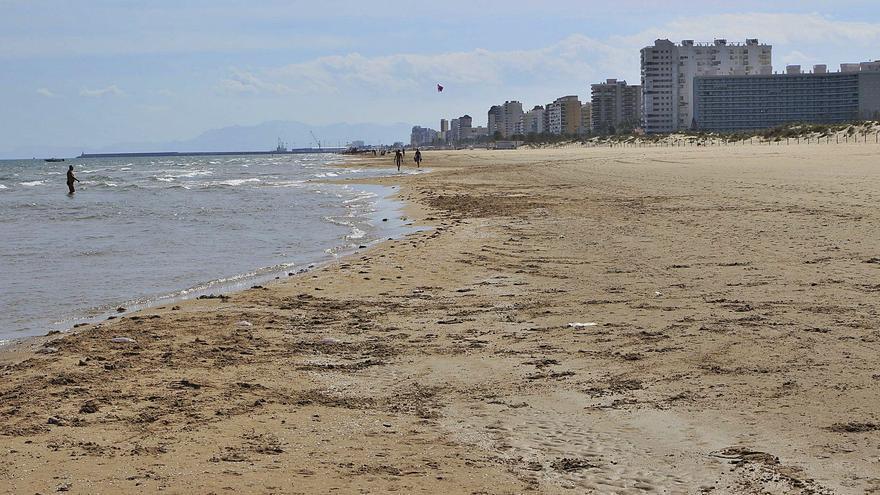 La anulación del Pativel amenaza el último tramo de playa virgen de Gandia