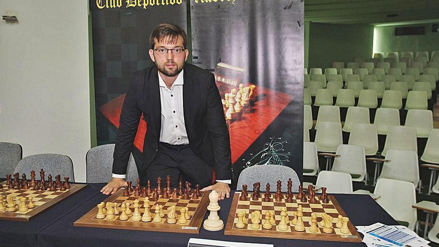 Cory o Iturrizaga contra Iván Salgado en las semifinales del Iberoamericano
