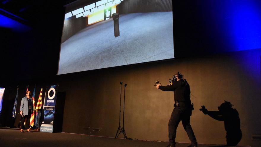La realidad virtual llega a las policías locales
