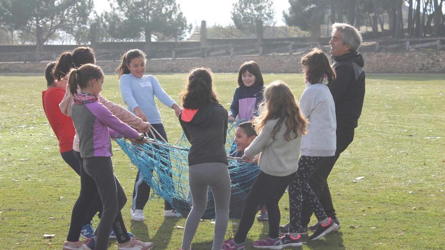 Celebradas las III Olimpiadas Escolares en Bullas