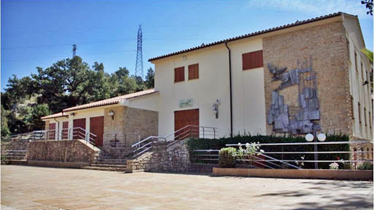 La Escola Natura-Colonia Seidia de Benassal recibe a muchos niños durante todo el año