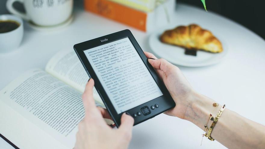 Kindle Paperwhite, el libro electrónico superventas, ahora al 27% de descuento