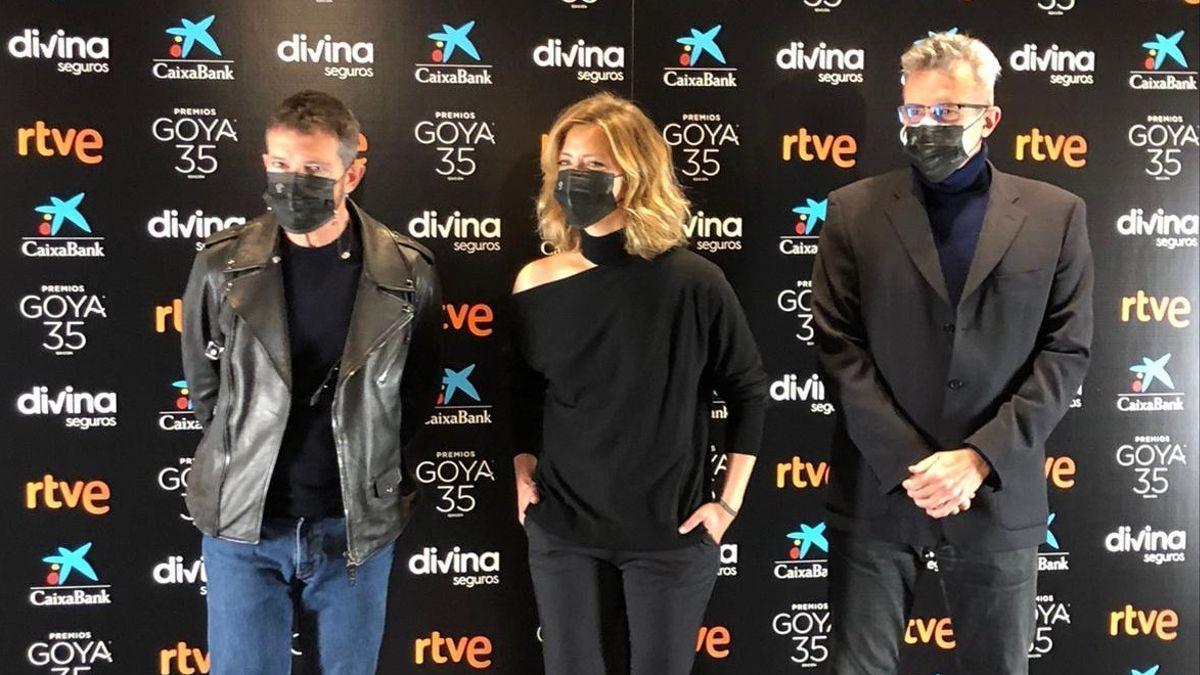 Los Goya se viven en TVE-1