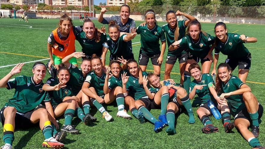 El Castellón Femenino consigue su primera victoria a domicilio ante el Elche (0-1)