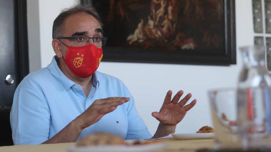 """José Ignacio Hernández: """"Se prevén unos Juegos duros, pero hay que vivirlos, disfrutarlos y llegar bien físicamente y mentalmente"""""""
