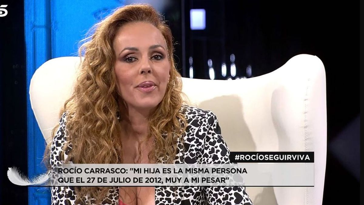 A Rocío Carrasco todavía le queda mucho que contar