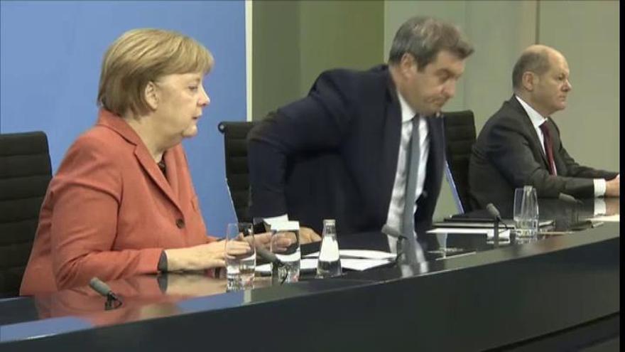 Alemania prolonga y endurece sus restricciones para controlar la pandemia