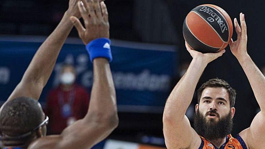 Cómo y dónde ver el Maccabi Tel Aviv - Valencia Basket