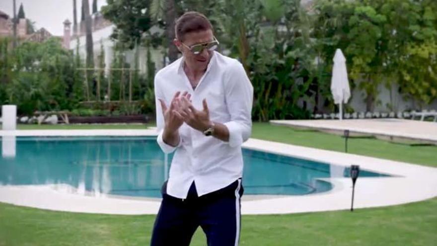 Joaquín protagoniza el videoclip para presentar 'Mi casa es la vuestra'