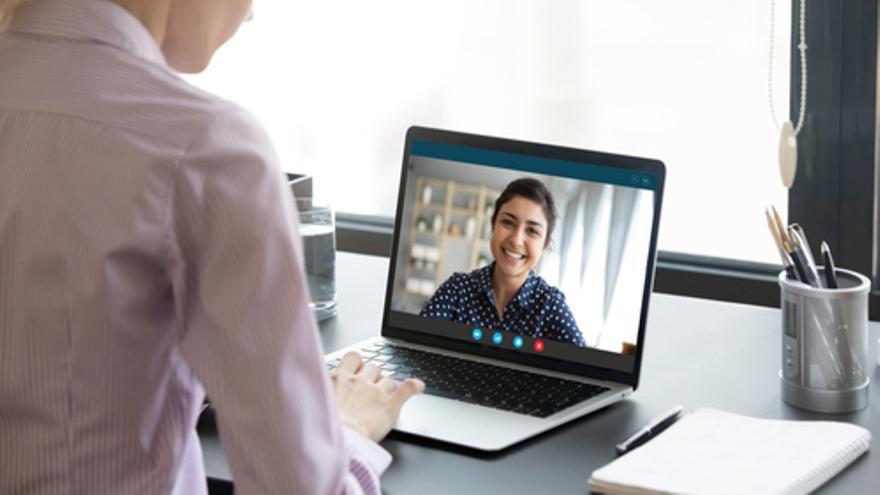Entrevista de trabajo on line: Así debes prepararla