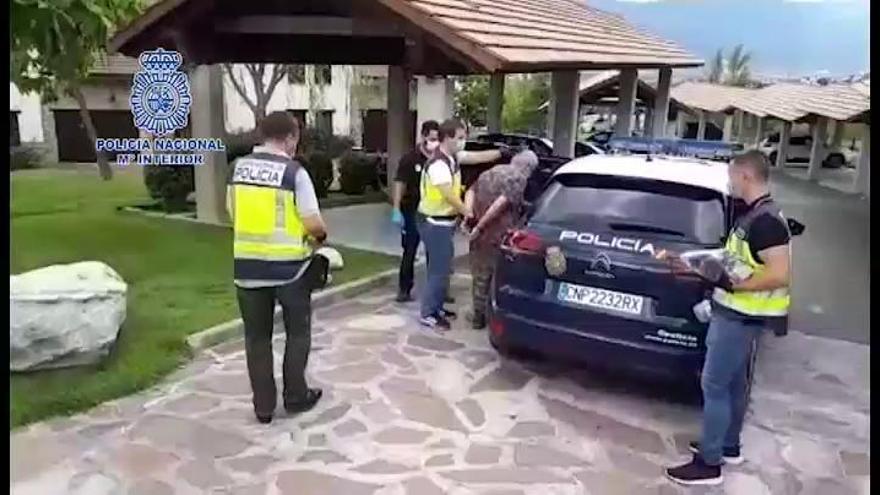 Detenido un matrimonio en Jaca por el asesinado de una mujer en Benidorm