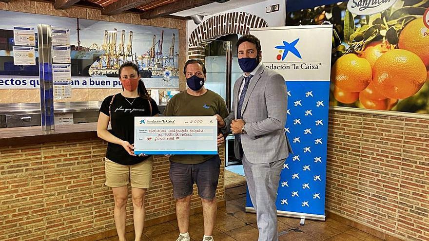 La Fundación «la Caixa» y CaixaBank colaboran con la Coordinadora Solidaria de la Estiba en el apoyo a escolares