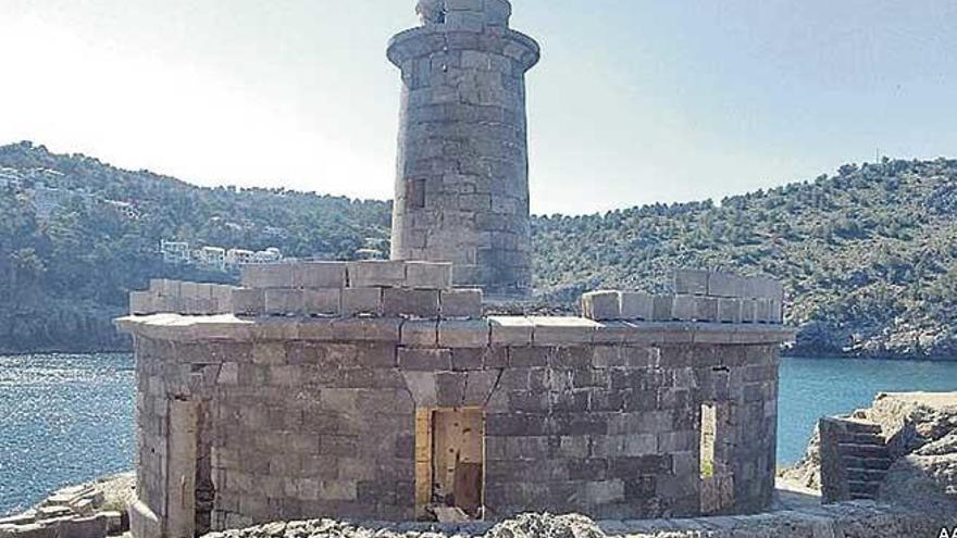 Ports rehabilitará el faro de sa Creu