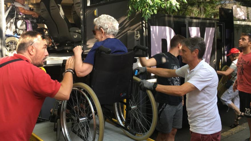 Frater organiza un campamento de verano para personas con discapacidad