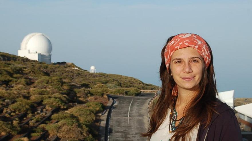 Fallece Rebeca Galera, astrónoma del Instituto Astrofísico de Canarias