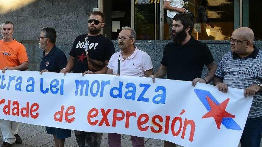 La juez archiva la causa contra el edil Andrés García (ACE) por un delito de odio