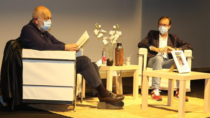 'Lo que no será' es el nuevo libro de Antonio Reseco