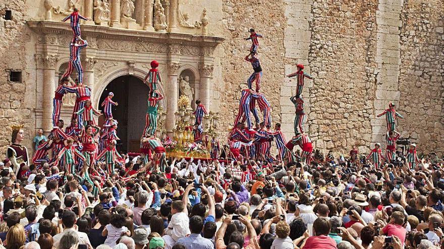 Algemesí, la festa 2020 es  deté però la tradició continua