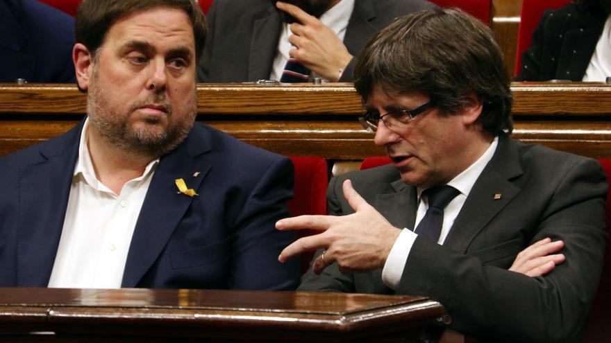 Junqueras preveu reunir-se amb Puigdemont a Estrasburg el 6 de juliol coincidint amb el ple del Parlament Europeu