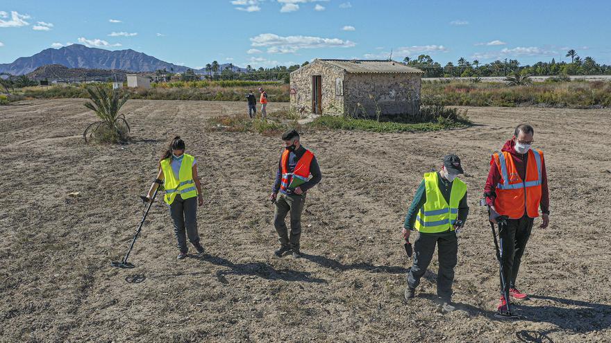 VÍDEO: Buscan la fosa con las víctimas del campo de concentración de Albatera