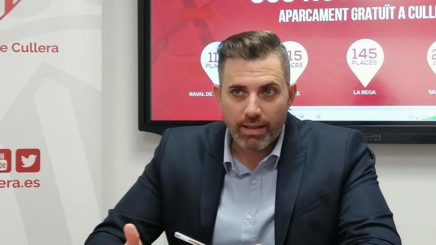 Cullera promete ayudar a las empresas y familias sin recursos a salir de la crisis