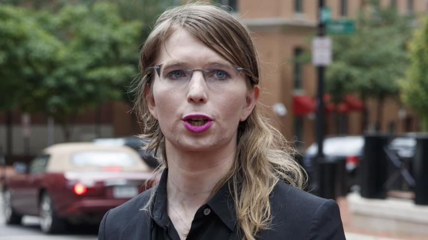 Chelsea Manning, ingresada tras intentar suicidarse
