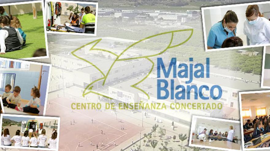 Majal Blanco | Una década implicados en proyectos académicos, formativos y solidarios